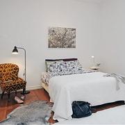 细节精致宜家一居室欣赏卧室
