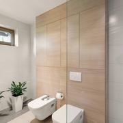 简约住宅装修设计卫生间