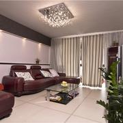 116平现代三室两厅欣赏