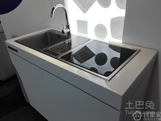 三合一跨界水槽洗碗机Q6
