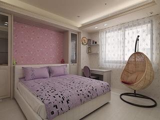 美式奢华空间效果图赏析儿童房