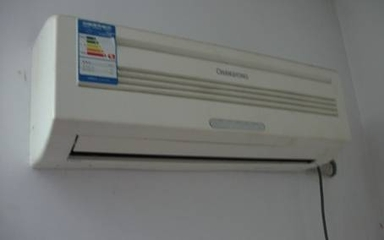 普通挂墙式空调安装过程及注意事项