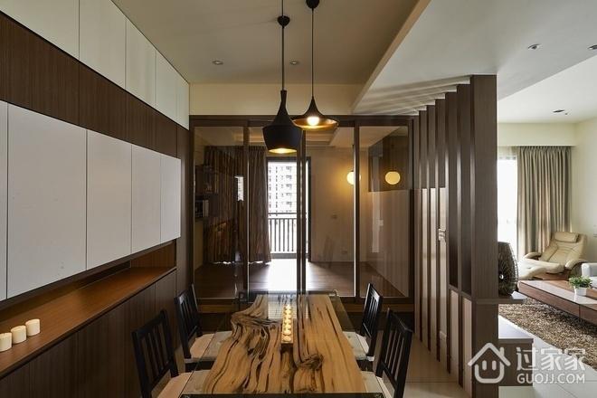 时尚餐厅灯饰效果图 完美现代家居