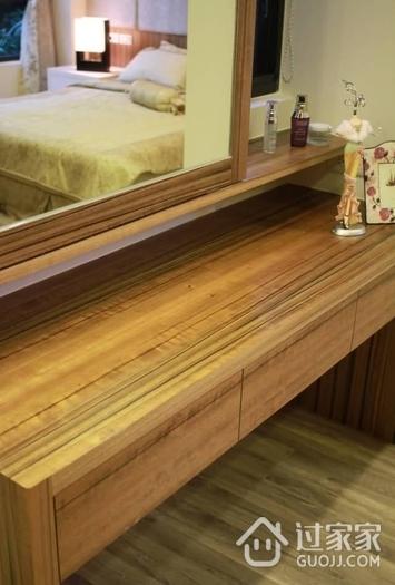 112平现代舒适三居欣赏卧室局部设计