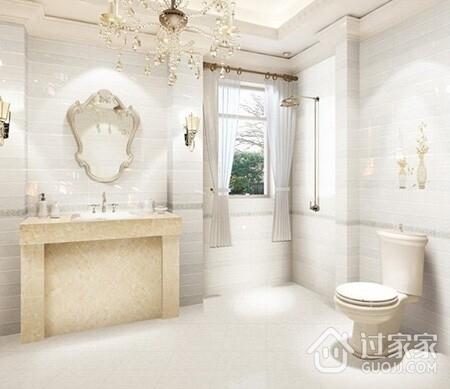 最适合卫生间装修的五种瓷砖