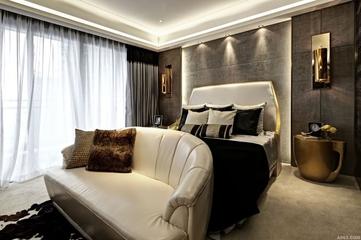 新古典奢华样板房欣赏卧室