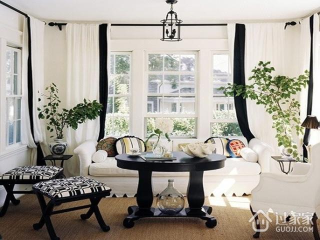 低调奢华新古典住宅欣赏