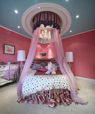 美式高品质住宅欣赏卧室设计