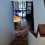 中式风格实木楼梯图片