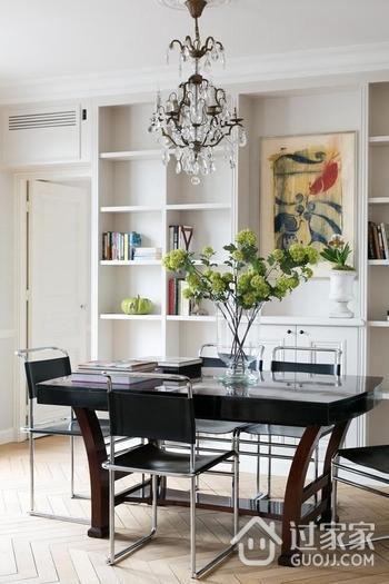 简欧风格公寓套图餐桌