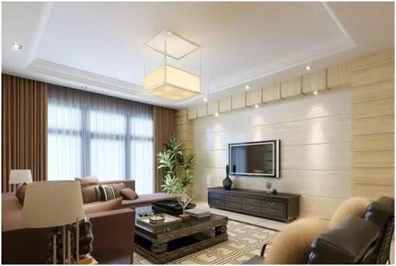 20款美式风格客厅装修效果图欣赏,小户型客厅也很完美!
