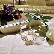奢华新古典风卧室装饰品效果图