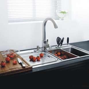 水槽的安装方法
