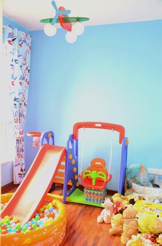 绚丽地中海住宅欣赏儿童房