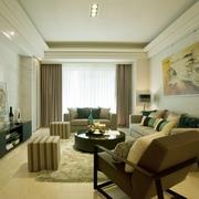 精致工艺现代住宅欣赏客厅