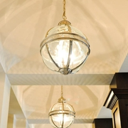现代住宅效果套图走廊吊灯3