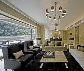 现代舒适复式楼效果图欣赏