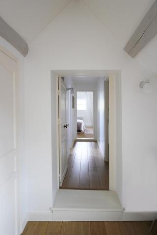 复式简约公寓效果图