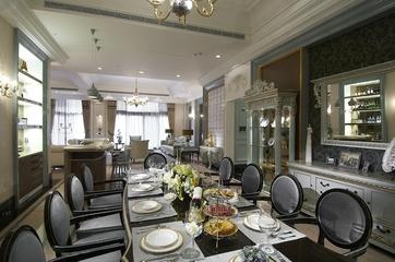 法式奢华精致住宅欣赏