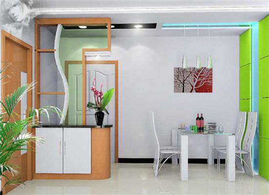 小户型玄关尺寸和风格如何选择 小户型玄关有哪些讲究