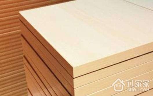 密度板和实木颗粒板的对比