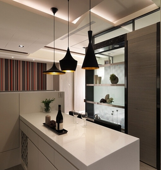 现代灵动空间欣赏厨房