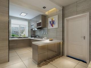 72平白色现代两居室欣赏