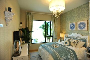 98平温馨混搭三居室欣赏卧室