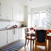 40平一居室现代设计欣赏厨房