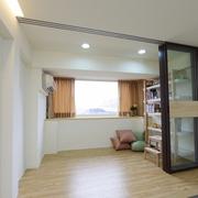 93平优雅日式风格欣赏卧室陈设
