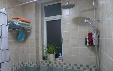 宜家装饰住宅效果图欣赏卫生间