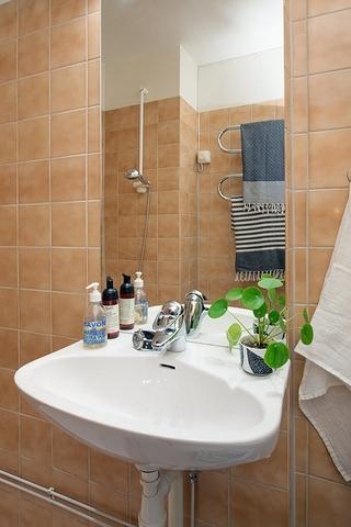 39平小户型住宅欣赏洗手间