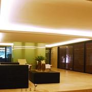 新中式风格会客厅家具