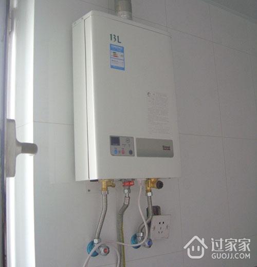 燃气热水器、电热水器、空气能热水器安装注意事项