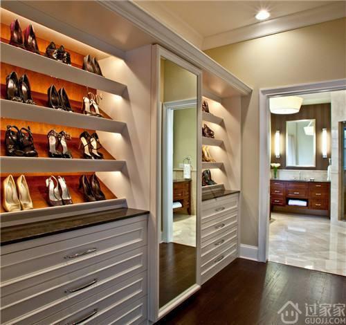 哪种鞋柜更美观?