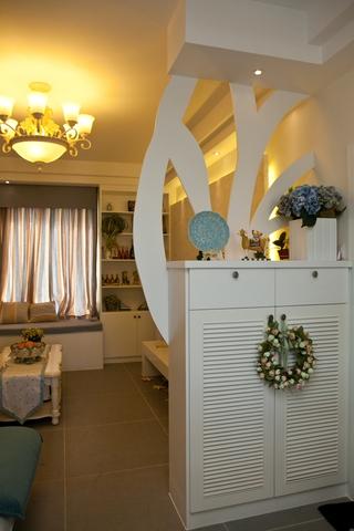 70平米两室两厅住宅欣赏过道