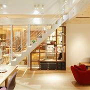 清新MIUI复式楼欣赏餐厅效果图