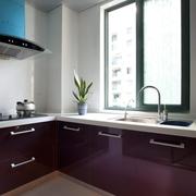 现代风格住宅装修图厨房