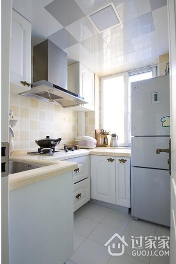 时尚厨房橱柜装修效果图 个性家居