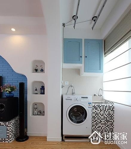 12款阳台改造洗衣房的案例 让你眼前一亮