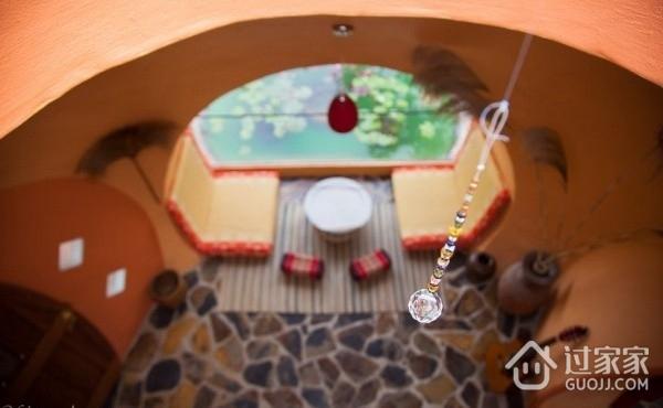 世外桃源东南亚住宅欣赏休息厅
