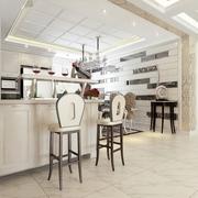 奢华新古典四居室欣赏厨房