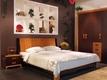 木质家具贴近自然住宅欣赏卧室效果