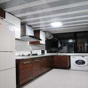 7.6万打造简约住宅欣赏厨房设计