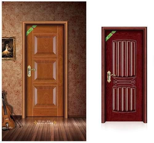 门窗知识 钢木门的优点及缺点