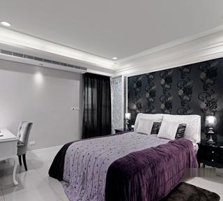 新古典公馆设计卧室