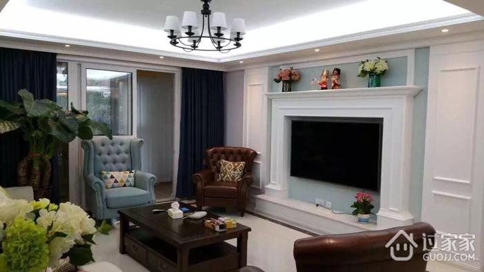 欧式背景墙装修常用的四大材料