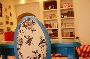 绚丽地中海住宅欣赏书房摆件