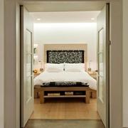 简约多功能住宅欣赏卧室