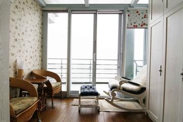 简欧风格装修效果图欣赏阳台
